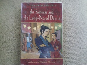the Samurai and the Long Nosed Devils, Lensey Namioka